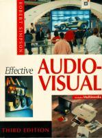 Effective Audio-visual