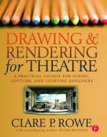 Drawing & Rendering for Theatre