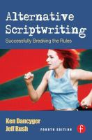 Alternative Scriptwriting