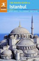 The Rough Guide to Istanbul 2015