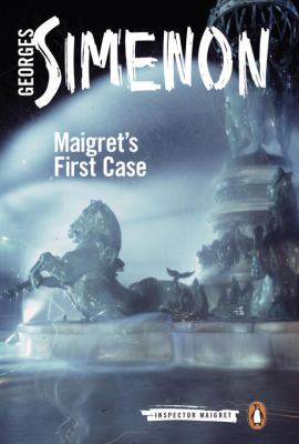 Cover image for Maigret's First Case