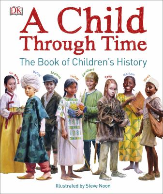 Cover image for A Child Through Time