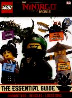 LEGO, the Ninjago Movie