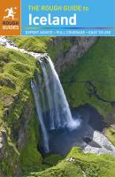 The Rough Guide to Iceland, [2016]