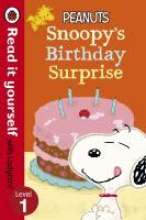 Snoopy's Birthday Surprise