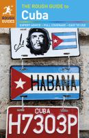 The Rough Guide to Cuba 2016