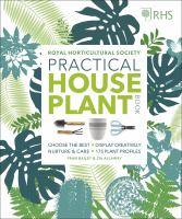 Practical House Plant Book