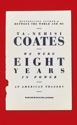 Cover image for We Were Eight Years in Power