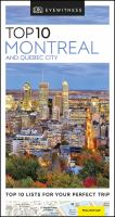 Montreal and Québec City