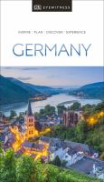 DK Eyewitness Travel Guide Germany.