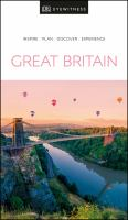 EYEWITNESS TRAVEL GUIDE GREAT BRITAIN