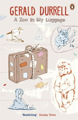 Cover image for A Zoo in My Luggage