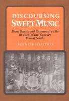 Discoursing Sweet Music