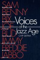 Voices of the Jazz Age