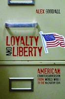 Loyalty and Liberty