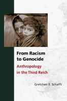 From Racism to Genocide