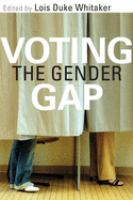 Voting the Gender Gap