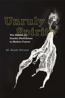 Unruly Spirits