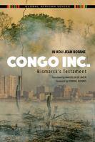 Congo Inc.: Bismarck's Testament