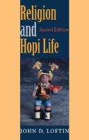 Religion and Hopi Life