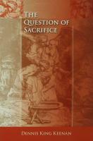 Question of Sacrifice