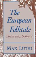 The European Folktale