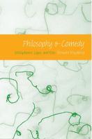 Philosophy & Comedy