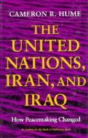 The United Nations, Iran, and Iraq