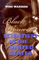 Black Women Scientists in the United States