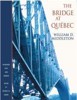 Bridge at Quebec