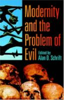 Modernity and the Problem of Evil