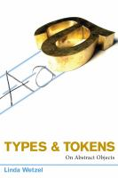 Types and Tokens