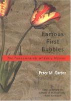 Famous First Bubbles