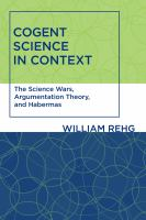 Cogent Science in Context