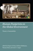 Human Footprints on the Global Environment