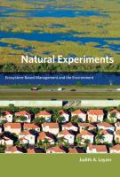 Natural Experiments