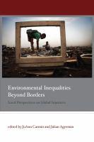 Environmental Inequalities Beyond Borders
