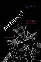Architect?