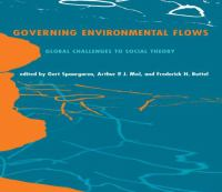 Governing Environmental Flows