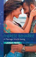 A Marriage Worth Saving