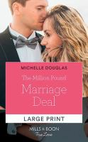 The Million Pound Marriage Deal