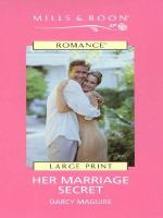 Her Marriage Secret