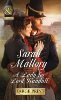 A Lady for Lord Randall