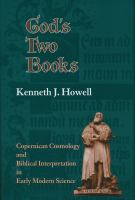 God's Two Books
