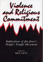 Violence and Religious Commitment