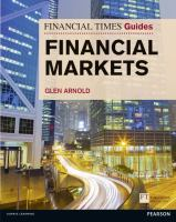Financial Times Guide to the Financial Markets