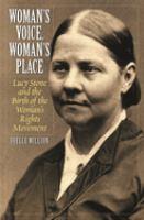 Woman's Voice, Woman's Place