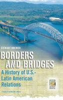 Borders and Bridges