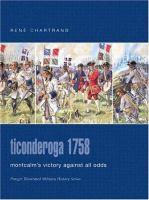 Ticonderoga 1758