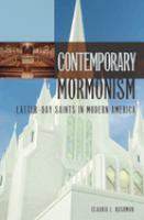Contemporary Mormonism